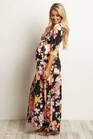 designer maternity clothes mint floral sash tie maternity nursing dress
