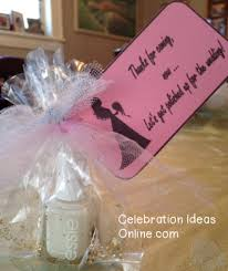 easy bridal shower easy bridal shower favor idea
