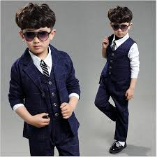 boys three suit for boys 4 12 year boys brand suits for
