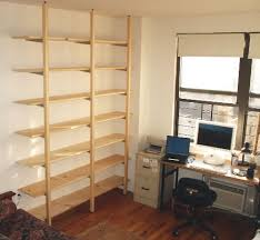 Wood Shelving Plans For Storage by Adjustable Shelves For 250 Ceiling Shelves And Storage