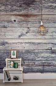 Wallpaper Designs For Walls by Aged Grey Planks Wall Mural Wallpaper Woods And Bedrooms