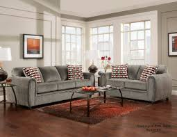 tahoe grey sofa u0026 loveseat
