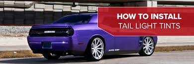 tail light tint installation tail light tint tail light tint kits
