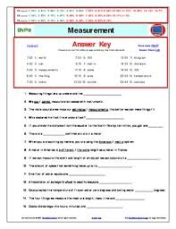 bill nye measurement a differentiated worksheet answer sheet