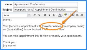 add provider u0027s name to email templates the full slate blog