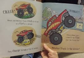 charlotte monster truck show book 61 monster truck mountain rescue 100daysofbooks verdict