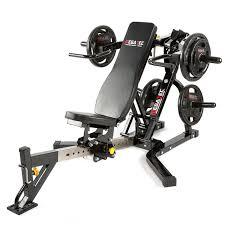 megatec leverage multi press mt la mp bench press shoulder