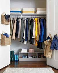 Organize Apartment by Organize Closet In An Apartment Decor Crave