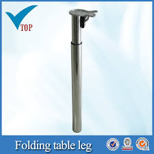 Metal Folding Table Legs Height Adjustable Folding Table Legs Lowes Vt 02 010 Buy Make