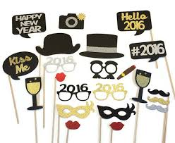 props for photo booth 2016 new years photo booth props glitter n spice