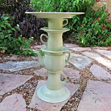 Flower Pot Bird Bath - 314 best bird bath images on pinterest bird baths miniature and