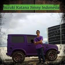 jimny katana suzuki katana jimny samurai indonesia suzuki jimny otomotif