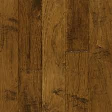 Robbins Hickory Brushed Candlelight 3 8 In Thick X 5 In Wide X