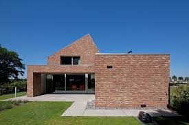 modern brick house brick houses that form a bridge between past and present
