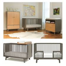 Modern Convertible Crib Modern Convertible Crib Dixie Furniture