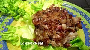 cuisiner pied de porc croustillant de pied de porc lesplatsdepat