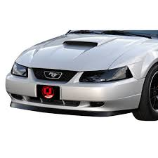 mustang headlight covers gts gt0192s mustang headlight cover smoked pair 1999 2004