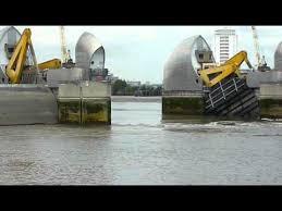 thames barrier ks2 london thames barrier 1 youtube
