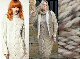 knit the autumn winter 14 15 trends dresses u0026 scarves
