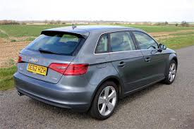 difference between audi a3 se and sport audi a3 sportback 1 4 tfsi sport 5d road test parkers