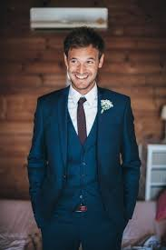 wedding groom wedding day style and flair blue ties dresses and light blue