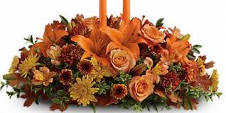 gorgeous flower arrangements for your thanksgiving celebration