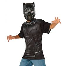 black panther kids play time costume marvel the avengers costumes