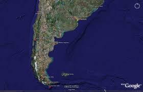 Cape Horn Map Carnival Splendor South America Feb Mar 2009 Main Pge