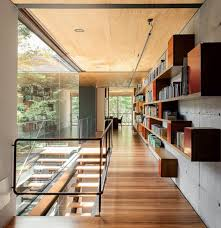 modern wood home design wooden house with architectural glass in sao paulo