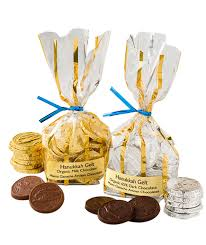 where to buy hanukkah gelt 6 gourmet hanukkah gelts for chocolate real simple