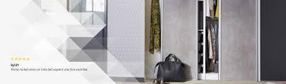 Porte De Placard Pas Cher by Porte De Placard Et Cloison Standard Et Personnalisable Leroy