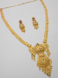 gold plated necklace set images Gold plated jewelry set france the best photo jewelry jpg