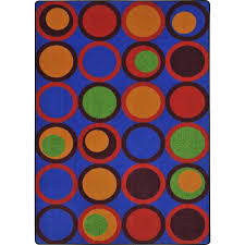 Polka Dot Kids Rug by Area Rugs Accent Rugs Sears