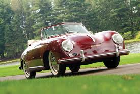 first porsche 356 1955 porsche 356 continental u2013 the grand dame of zuffenhausen u0027s