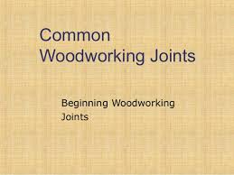 wood joints beginning with f wooden table design