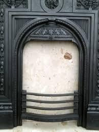 antiques atlas victorian cast iron fireplace