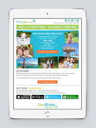 photo affections free prints ecommerce site refresh online app design by wendy ryn