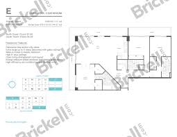 axis brickell floor plans axis on brickell brickell com