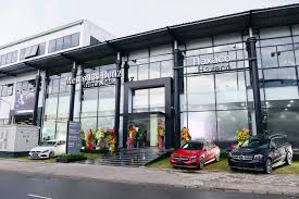mercedes showroom haxaco ra mắt showroom mercedes benz phong cách mới tại sài gòn