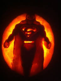 Superman Decoration Ideas by Awesome Superman Pumpkin Stencil 61 In Exterior House Design With