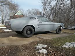 1967 ford mustang fastback project for sale 1967 ford mustang fastback c code project would great shelby