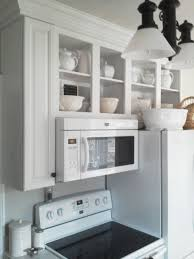 kitchen appliance storage cabinets pull out shelf white paunted