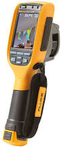 fluke tir125 thermal imaging camera tir125 for construction