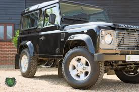 land rover defender 90 interior used 2016 land rover defender 90 county station wagon tdci 2 2