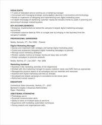Best Way To Present Resume The Best Way To Provide The Best Marketing Resume