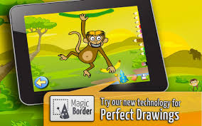 savanna coloring games kids android apps on google play