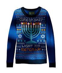 light up sweater sweater s light my menorah at amazon s