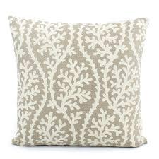swim team decorative pillow in baja sand chloe u0026 olive