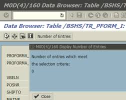 Delete Data From Table Delete All Data From Sap Database Table
