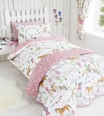 girls double bedding bedroom smooth girls horse bedding for unique animals themes